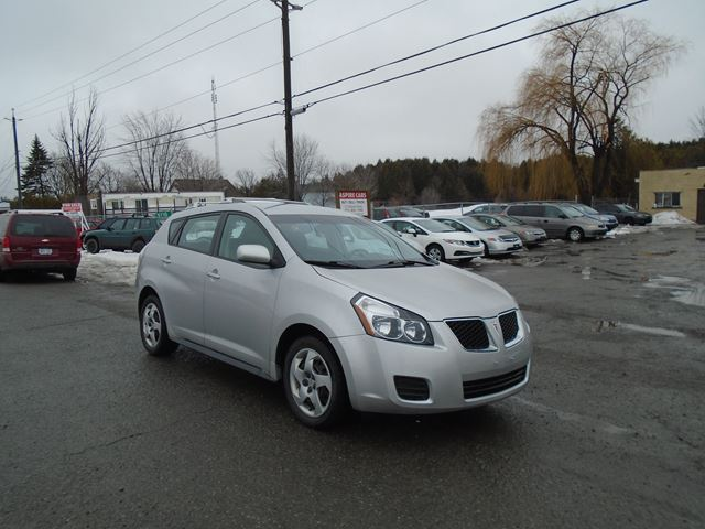 2009 pontiac vibe one owner 106 980 km cruise extra clean. Black Bedroom Furniture Sets. Home Design Ideas