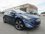 2013 Hyundai Elantra SE, NAV, ROOF, HTD. LEATHER, 55K! in Stittsville, Ontario