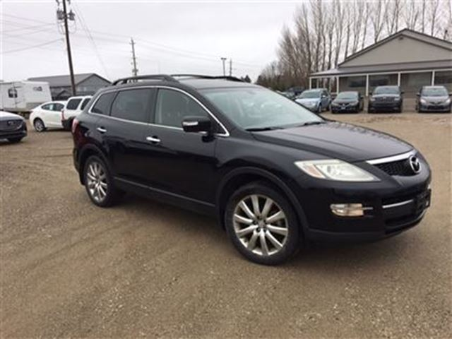 2008 mazda cx 9 gt as is leather orangeville ontario used car for sale 2738085. Black Bedroom Furniture Sets. Home Design Ideas