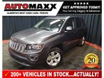 2016 Jeep Compass High Altitude w/Leather/Sunroof! in Calgary, Alberta