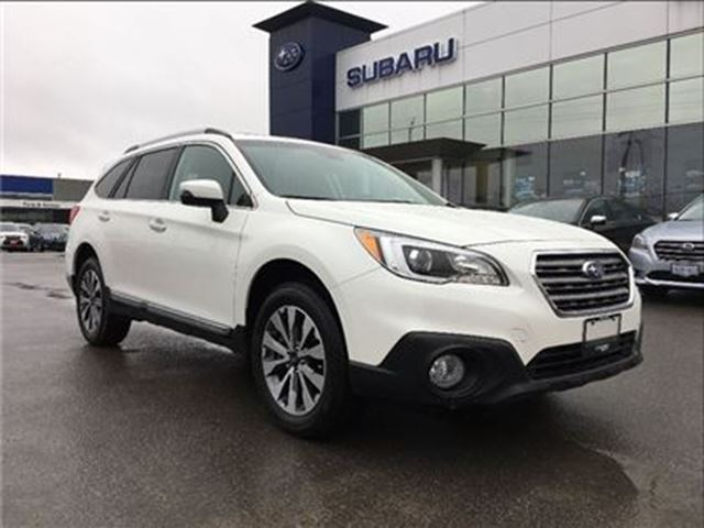 2017 SUBARU OUTBACK 2.5i Premier w/Tech Pkg in Kingston, Ontario