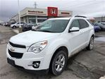 2013 Chevrolet Equinox 1LT AWD with Remote Start in Stratford, Ontario