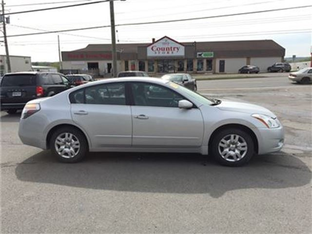 2012 nissan altima 2 5 s new glasgow nova scotia used. Black Bedroom Furniture Sets. Home Design Ideas