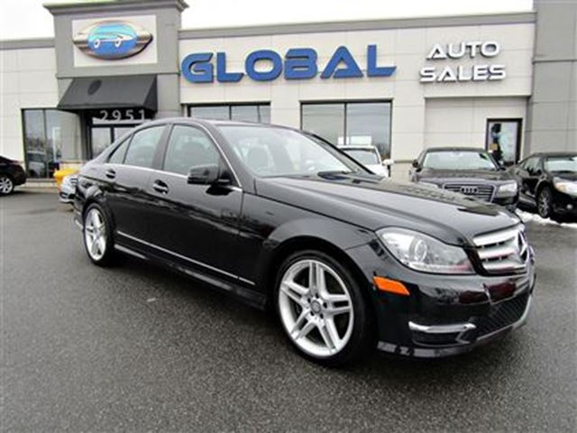 2013 mercedes benz c class 350 4matic navigation back up for Mercedes benz c class 350