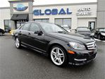 2013 Mercedes-Benz C-Class 350 4MATIC NAVIGATION BACK UP CAMERA SUNROOF in Ottawa, Ontario