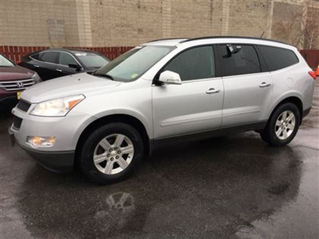 2012 Chevrolet Traverse 1lt Automatic Third Row Seating