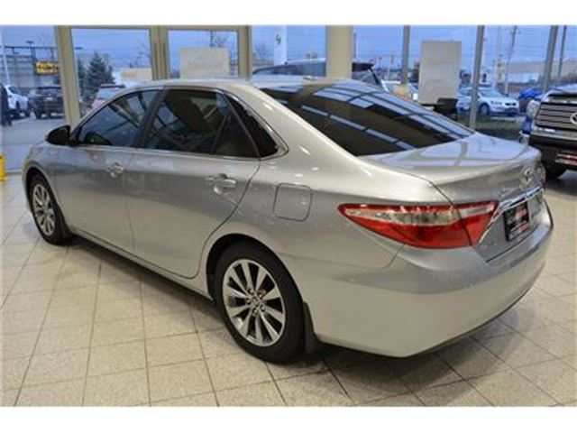 used 2017 toyota camry hybrid i 4 cy xle demo leather navigation milto. Black Bedroom Furniture Sets. Home Design Ideas