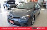 2014 Toyota Corolla LE, Power Windows, Backup Camera, Heated Seats in Milton, Ontario