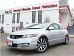 2010 Honda Civic Si - Sunroof - Alloys - Only 62Km!!! in Mississauga, Ontario