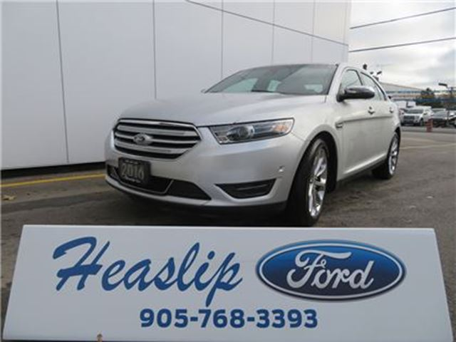 2016 Ford Taurus Limited AWD in Hagersville, Ontario