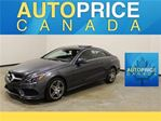 2014 Mercedes-Benz E-Class E350 4MATIC NAVI PANOROOF in Mississauga, Ontario