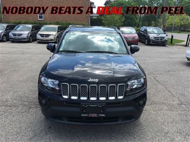 2016 Jeep Compass Sport/North *ONE OWNER*WINTER TIRES INCLUDED* in Mississauga, Ontario
