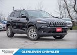 2015 Jeep Cherokee Noth...Just Arrived...One Owner, Accident Free in Oakville, Ontario