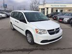 2017 Dodge Grand Caravan CVP/SXT in Oakville, Ontario