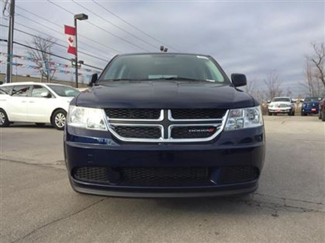 2017 dodge journey cvp se oakville ontario used car for sale 2737862. Black Bedroom Furniture Sets. Home Design Ideas