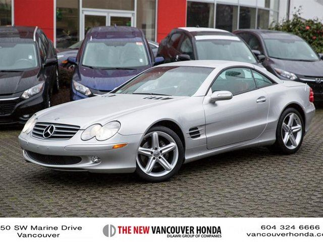 2004 Mercedes-Benz SL-Class Base in Vancouver, British Columbia