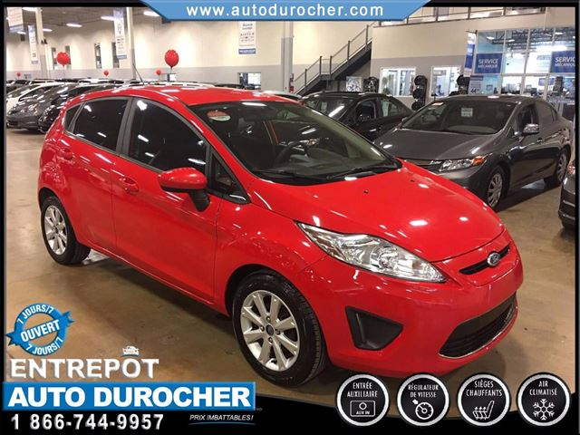 2012 ford fiesta se automatique tout n quipn air climatisn laval quebec used car for. Black Bedroom Furniture Sets. Home Design Ideas
