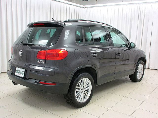 2016 Volkswagen Tiguan Special Edition 2 0t 4 Motion Awd