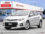 2015 Toyota Corolla S Toyota Certified, One Owner, No Accidents, Toyota Serviced in London, Ontario