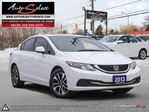 2013 Honda Civic ONLY 99K! **EX MODEL** CLN CARPROOF **BACK-UP CAM* in Scarborough, Ontario