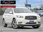 2013 Infiniti JX AWD ONLY 87K! **DVD ENTERTAINMENT PKG** TECHNOLOGY PKG in Scarborough, Ontario