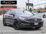 2015 Hyundai Sonata ONLY 76K! **BACK-UP CAMERA** XENON LIGHTS PKG  in Scarborough, Ontario