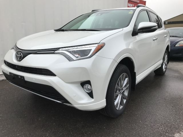 2017 toyota rav4 limited awd platinum pkg cobourg ontario car for sale 2737873. Black Bedroom Furniture Sets. Home Design Ideas