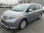 2017 Toyota Sienna AWD+LIMITED PACKAGE!   in Cobourg, Ontario