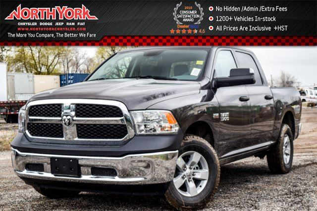 2017 dodge ram 1500 st 4x4 crew hemi rearcam uconnect5 0handsfree bluetooth 17alloys. Black Bedroom Furniture Sets. Home Design Ideas