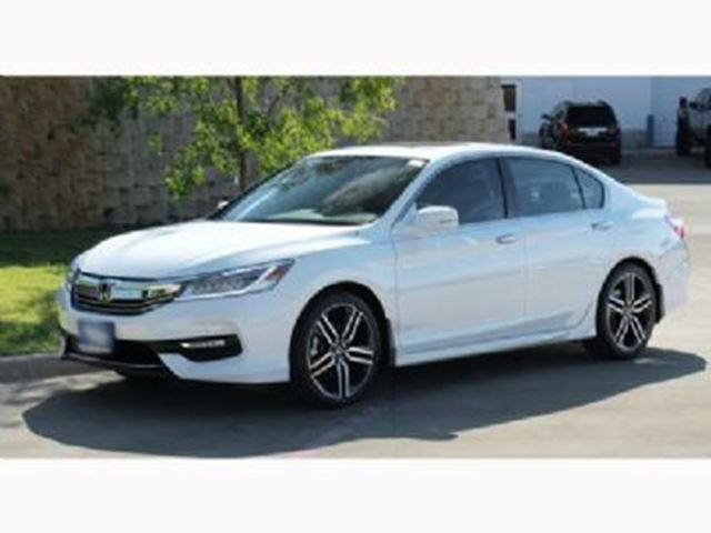 2016 honda accord touring 6 speed mississauga ontario for 2016 honda accord coupe for sale
