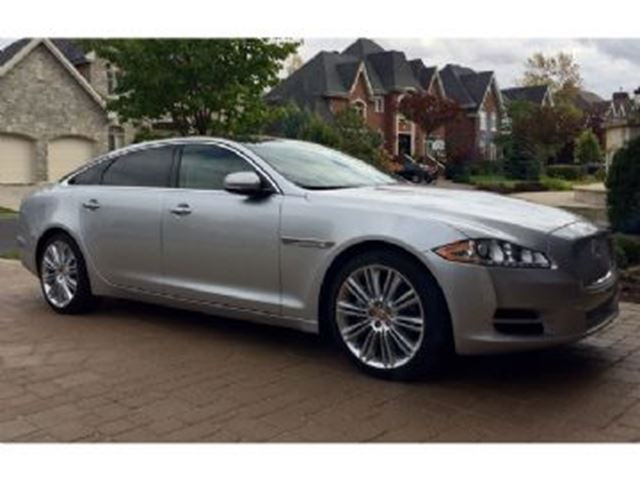 2015 Jaguar XJ Series XJ L full full load AWD Portfolio in Mississauga, Ontario