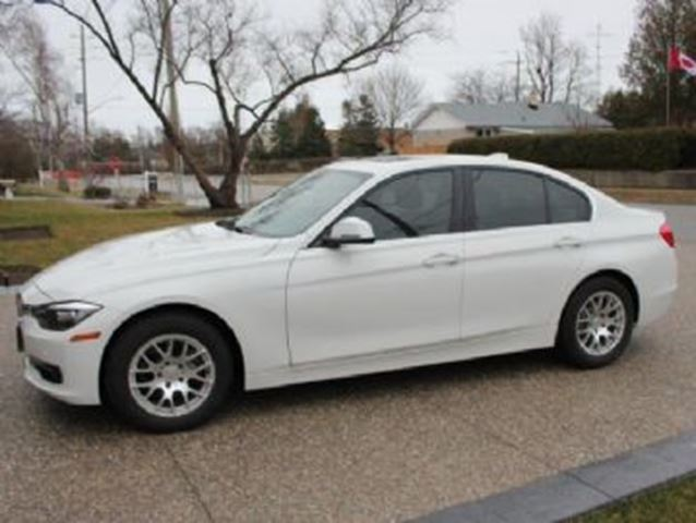 2014 bmw 320i xdrive modern line white lease busters. Black Bedroom Furniture Sets. Home Design Ideas