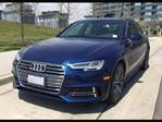 2017 Audi A4 TOP OF THE LINE TECHNIK S-LINE ONLY $519/M PLUS TAX! DEMO in Mississauga, Ontario