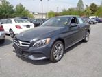 2015 Mercedes-Benz C-Class 300 4MATIC Sport First Class Lease Protection in Mississauga, Ontario