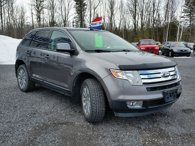 2009 ford edge sel hawkesbury ontario car for sale 2737508. Black Bedroom Furniture Sets. Home Design Ideas