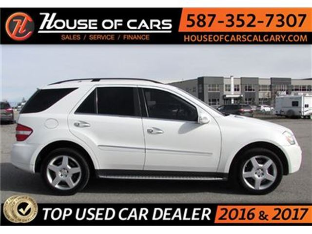2008 Mercedes Benz M Class Ml550 4matic Amg Package W