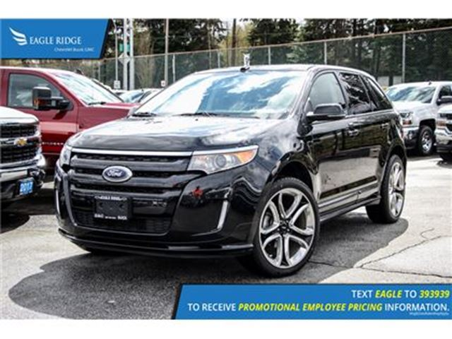 used 2014 ford edge v 6 cy sport coquitlam. Black Bedroom Furniture Sets. Home Design Ideas