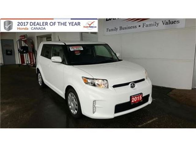 2015 SCION XB Base in Vernon, British Columbia