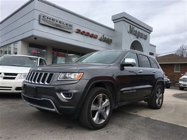 2016 jeep grand cherokee limited leather alloys htd seats rmt start. Cars Review. Best American Auto & Cars Review