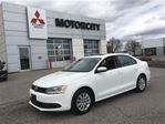 2013 Volkswagen Jetta S w/Sunroof in Whitby, Ontario