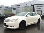 2010 Buick LaCrosse CXL One owner, accident free in Mississauga, Ontario
