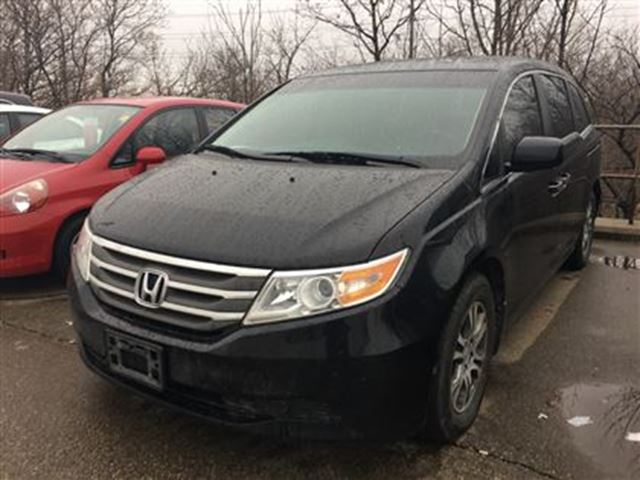 2012 Honda Odyssey EX-L-DVD l ONE OWNER l NO ACCIDENTS in Mississauga, Ontario