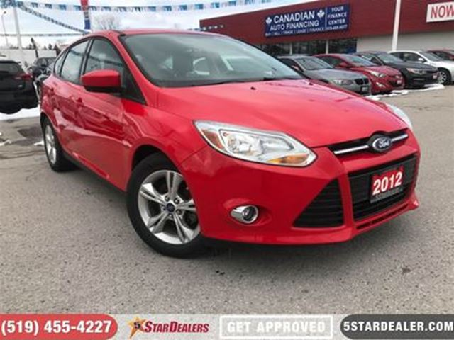 2012 ford focus se car loans for all credit situations for Ford motor credit financing