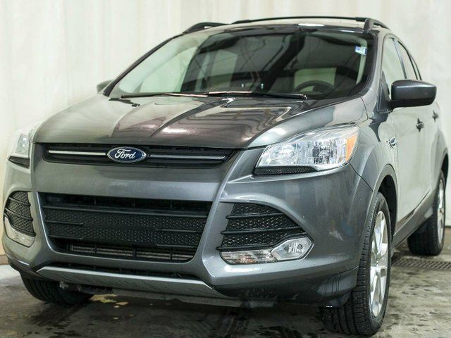 2013 Ford Escape Se Ecoboost 4wd W Navigation Bluetooth