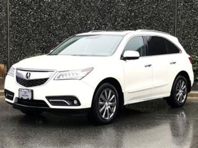 2015 Acura MDX Elite at AS NEW! in North Vancouver, British Columbia