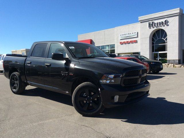 2017 dodge ram 1500 st milton ontario used car for sale 2738854. Black Bedroom Furniture Sets. Home Design Ideas