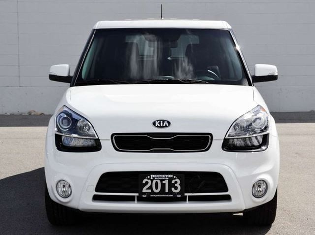 2013 kia soul 2 0l 4u luxury 4dr hatchback kelowna. Black Bedroom Furniture Sets. Home Design Ideas