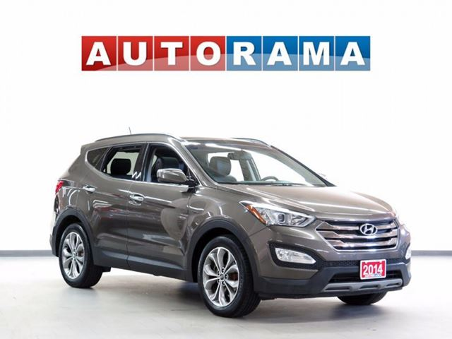 2014 hyundai santa fe limited navigation leather panoramic sunroof 4wd north york ontario. Black Bedroom Furniture Sets. Home Design Ideas