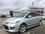 2009 Mazda MAZDA5 - 5SPD - LEATHER - SUNROOF in Oakville, Ontario