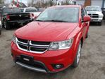 2013 Dodge Journey LOADED R/T EDITION 5 PASSENGER 3.6L - DOHC ENGI in Bradford, Ontario
